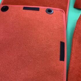 フロアカーペット(赤)